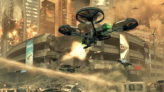 Call of Duty: Black Ops II Call of Duty: Black Ops II. Drony znajdziemy nie tylko w edycji kolekcjonerskiej