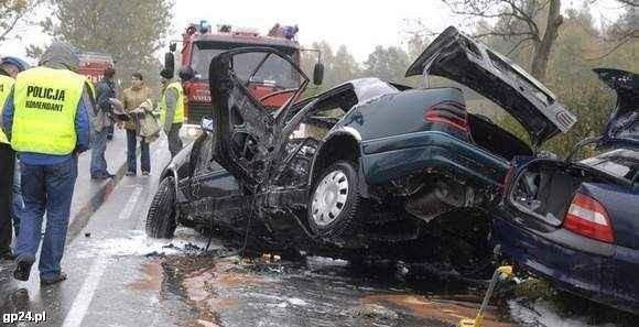 Tragiczny wypadek pod Borzytuchomiem