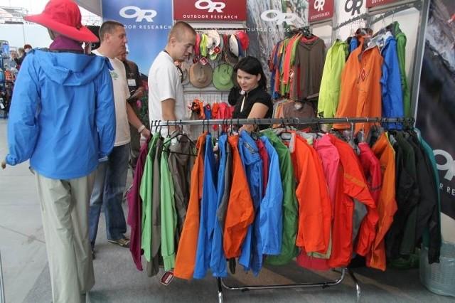 Swój debiut na polskim rynku ma w Kielcach amerykańska firma Outdoor Research.