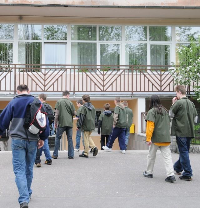 We wtorek w Gimnazjum nr 21 Kuratorium Oświaty przeprowadziło kontrolę