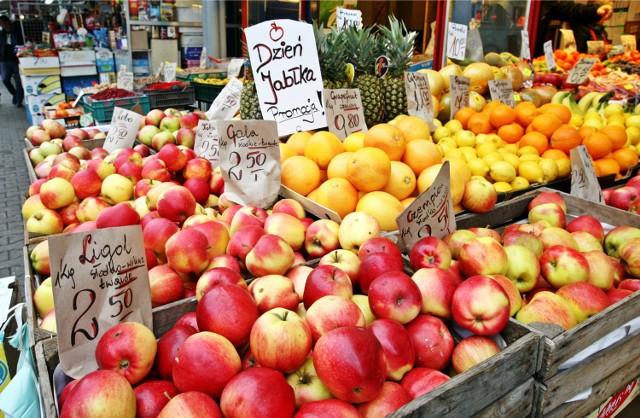Jedz jedno jabłko dziennie. Warto!