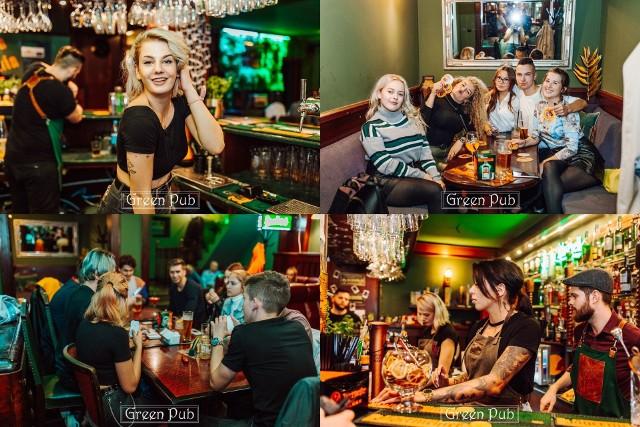 Green Pub w Koszalinie tętni życiem. Jak we wrześniu bawili się mieszkańcy? Zobaczcie zdjęcia!Green Pub w Koszalinie