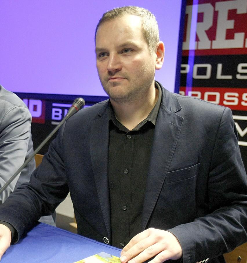M. Młynarczyk - dyrektor w Łodzi, radny w Konstantynowie