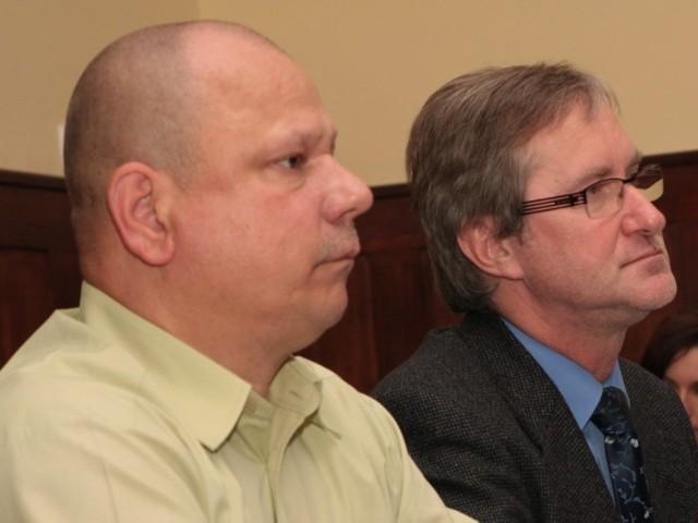 Szefem rady został Maciej Rebacz (z prawej), zaś jego zastępcą Jarosław Pilarczyk.
