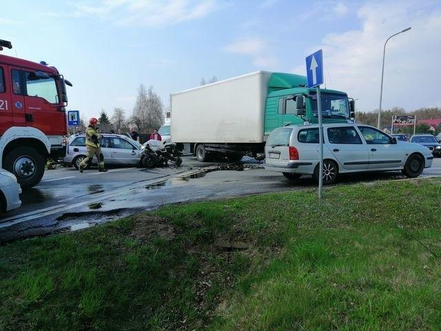 Do wypadku doszło w środę w Jedlni-Letnisku.