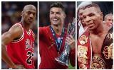 Najlepiej opłacani sportowcy 30-lecia. Kto zarabiał najwięcej i dlaczego nie piłkarze...