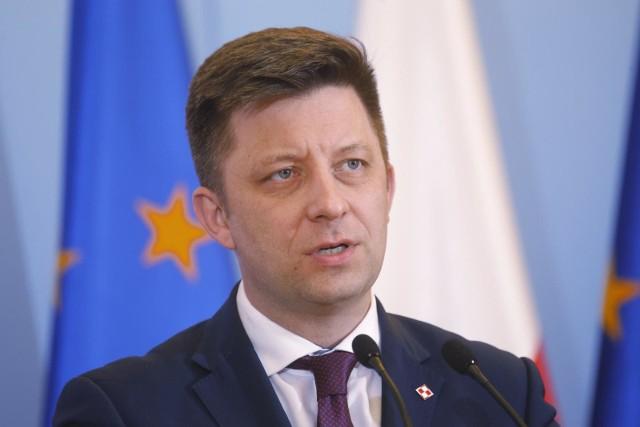 Szef KPRM Michał Dworczk: Liczę, że nikt nie będzie utrudniał przygotowań do wyborów