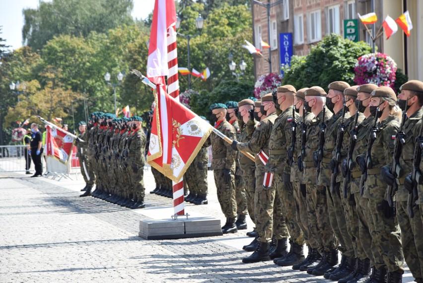 Był apel pamięci i salwa honorowa w 100. rocznicę bitwy białostockiej