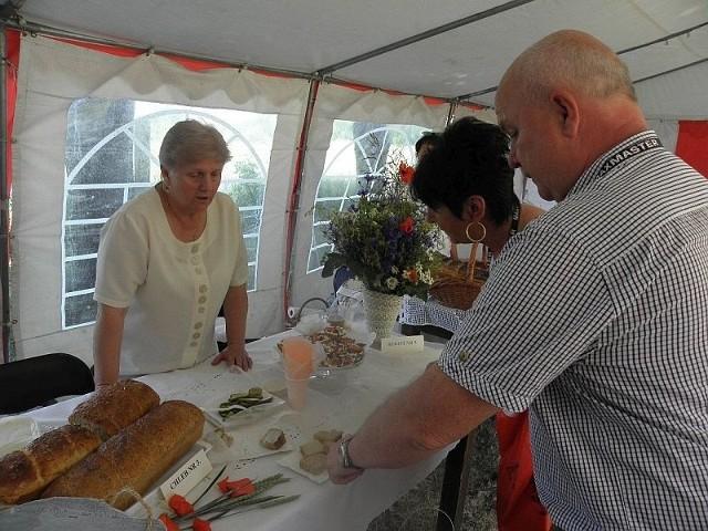 Chlebem i miodem Wypieki oceniała komisja, pod przewodnictwem Marii Weber