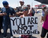 Donald Trump oskarżony o podburzanie do nienawiści. Prezydent USA odwiedził El Paso, gdzie w strzelaninie zginęły 22 osoby