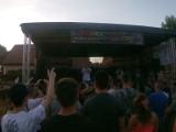 Peja na mini festiwalu muzycznym Gliństock 2019 w Glińsku (gm. Świebodzin). Finałowy koncert rapera wywołał wiele pozytywnych emocji