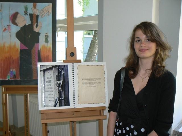 Magdalena Wawrzycka przygotowała fotoreportaż o miejscach związanych z postacią Szymona Tadeusza Włoszka.