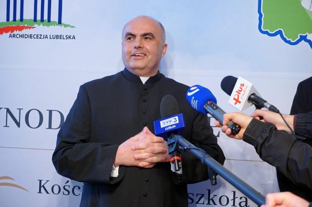 Ksiądz Adam Bab został najmłodszym biskupem w Polsce