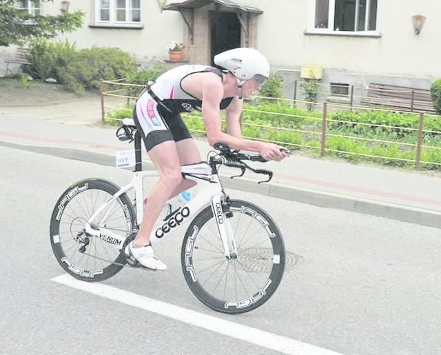 Już w najbliższą niedzielę Maciej Grembski wystartuje w Sławskim Festiwalu Triathlonu