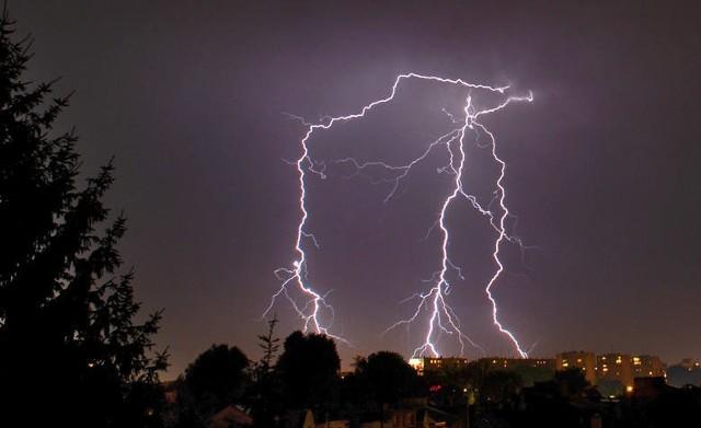 Pogoda na majówkę 2018: Będzie burza? Radar burzowy online 30.04.2018 - Gdzie jest burza?
