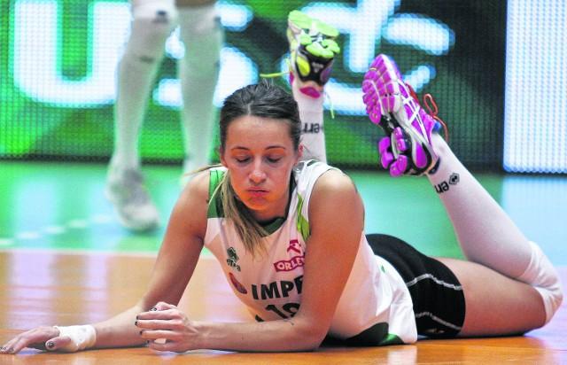 Reprezentantka Serbii Maja Ognjenović latem zamieniła występy w Impelu Wrocław na grę w Chemiku Police. Ciekawie zapowiada się jej pojedynek z rozgrywającą Impela Frauke Dirickx