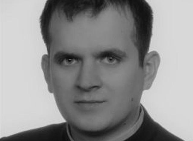 Ksiądz Mariusz Mucha