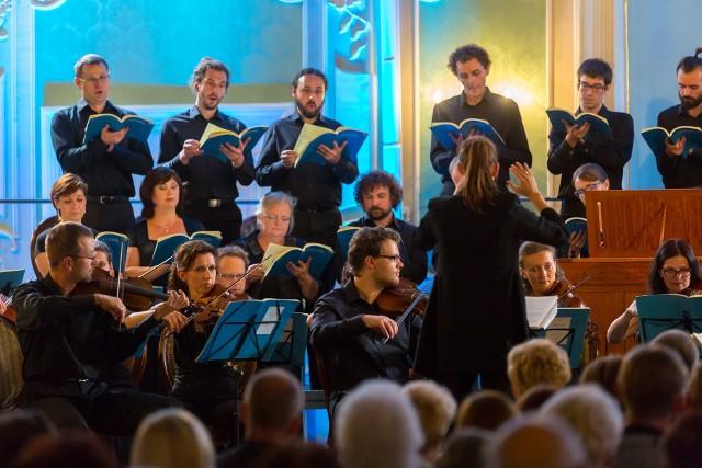 Koncert Muzyka Mistrzów Baroku. Zespół Muzyki Dawnej Diletto poprowadzi Anna Moniuszko