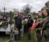 W Tarłowie uroczyście pożegnano porucznika Jana Gadalskiego, bohatera z II wojny światowej [ZDJĘCIA]