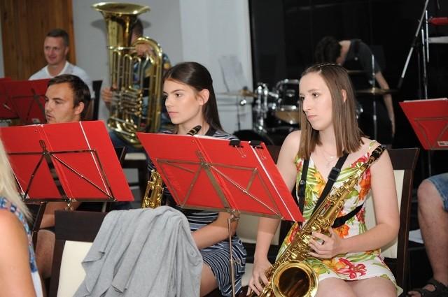 Koncert był pokazem dopracowanych podczas warsztatów umiejętności