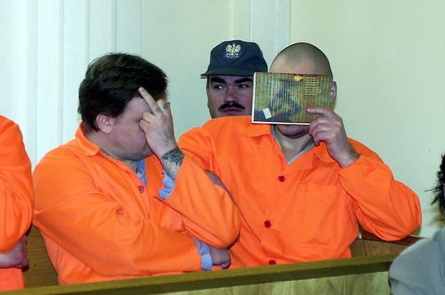 Sąd nie zezwolił na pokazanie twarzy gangsterów Picka. Na dożywocie skazano dwóch przestępców, pozostali odsiedzą od 2 do 25 lat. Wyroki nie są prawomocne. Skazani mogą się odwołać - już do nowego Sądu Apelacyjnego w Szczecinie.