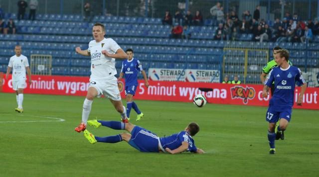 Ruch Chorzów - Pogoń Szczecin 0:2