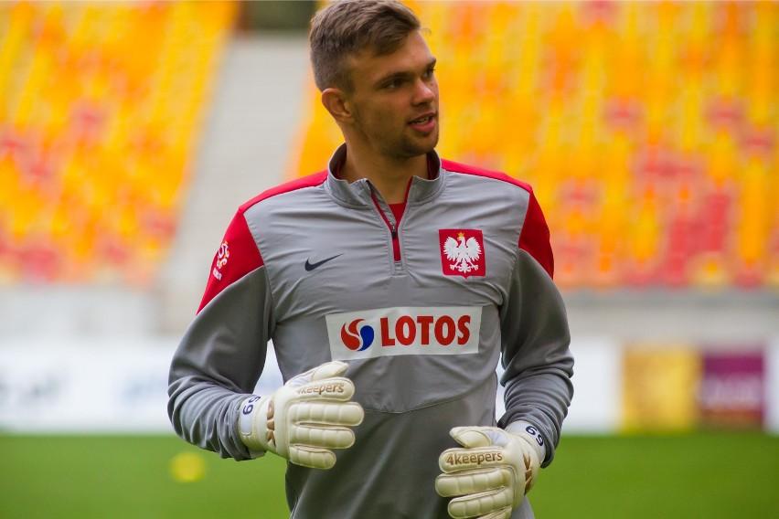 Bartłomiej Drągowski znalazł się w kadrze Polski na mecze w Lidze Narodów