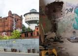 Zabytkowy młyn Hermanka w Poznaniu popada w ruinę. Nieruchomość przechodzi z rąk do rąk, a wnętrze jest coraz brudniejsze i zaśmiecone