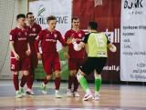 Red Dragons Pniewy bliższe finału Pucharu Polski w futsalu. Smoki pokonały Team Lębork 6:4, ale z parkietu obie drużyny schodziły smutne