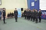 """W inowrocławskim """"Chemiku"""" odbyły się warsztaty dla uczniów policyjnych klas mundurowych [zdjęcia]"""