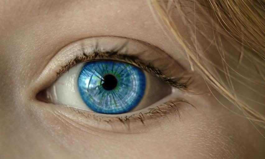 Oczy są zwierciadłem duszy. Nie dopuśćmy, aby były czerwone...