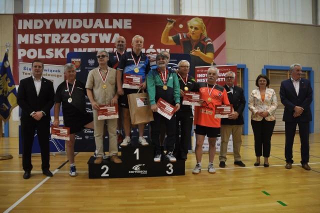 Dwa medale zdobyli reprezentanci Kielecczyzny na Indywidualnych Mistrzostwach Polski Weteranów, które odbyły się w Gliwicach.