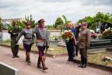 Do Przysuchy zawitali członkowie Stowarzyszenia Kawalerii Ochotniczej imienia 23 Pułku Ułanów Grodzieńskich. Zobacz zdjęcia