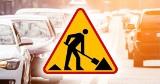 Białystok. Roboty drogowe na ulicach miasta. Budowa ścieżki rowerowej potrwa do czerwca. Tempo prac uzależnione będzie od pogody