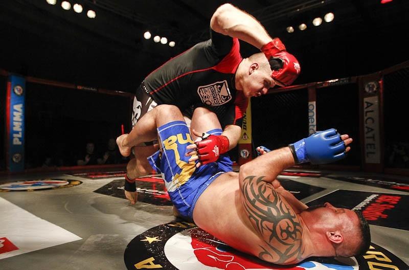 Zawodowa Gala MMA Prime Fighting Championships 3 w hali...