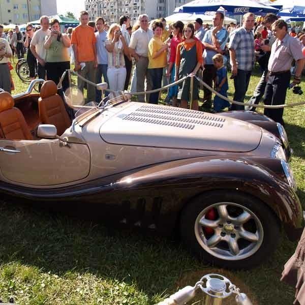 Samochodem z Mielca zainteresował się  król Szwecji Karol XVI Gustaw.