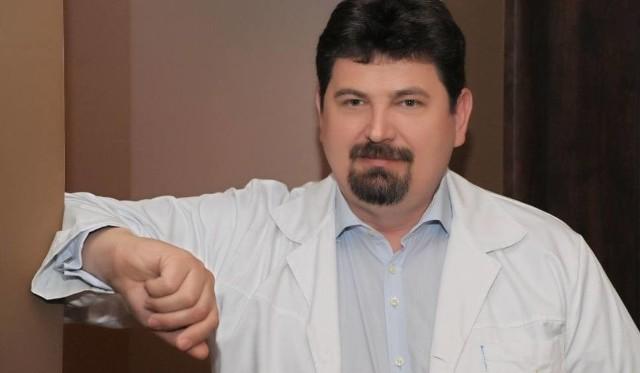 Psychiatra Sławomir Wolniak