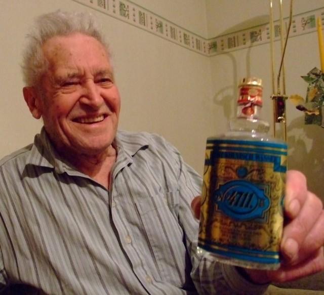 Georg Mrohs: - Ta woda kolońska uratowała mi życie.