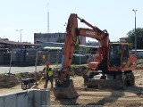 Rozpoczęła się budowa nowego punktu odbioru odpadów w Bielsku Podlaskim