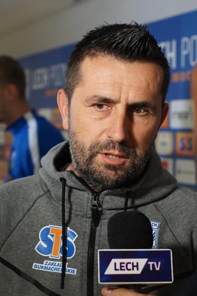 Trener Bjelica zdecydował, że Abdul Tetteh mecz rozpocznie na ławce rezerwowych