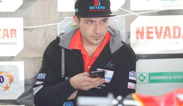 W piątek Vaclav Milik zajął w Toruniu drugie miejsce w 1. finale SEC.