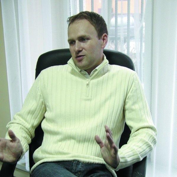 Damian Raczkowski, poseł PO, był założycielem stowarzyszenia, które w konkursie miało dostać prawie 1 mln zł wsparcia z Unii Europejskiej