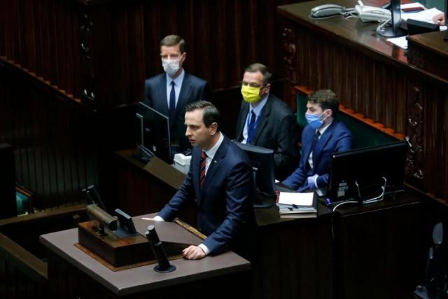 Władysław Kosiniak-Kamysz, kandydat PSL na prezydenta RP