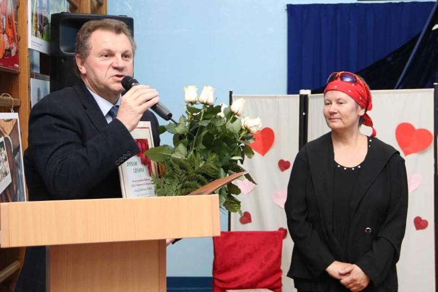 Życzenia przekazał burmistrz Joachim Wojtala.
