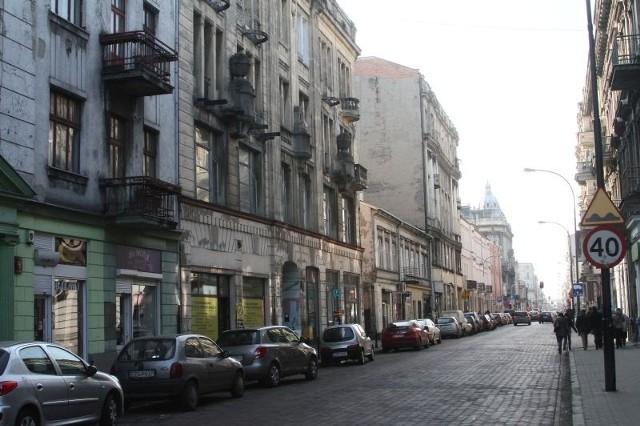 Na 15 marca zaplanowane jest rozpoczęcie prac na ul. Jaracza, między ul. Piotrkowską a ul. Wschodnią.
