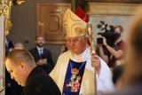 Biskup Jan Piotrowski poświęcił odnowione organy w Bazylice Katedralnej w Kielcach. Pięknie zabrzmiały podczas sumy odpustowej [ZDJĘCIA]