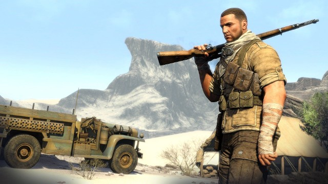 Sniper Elite III: AfrikaW Sniper Elite III: Afrika nie zmieni się także bohater i ponownie będzie nim Karl Fishburne