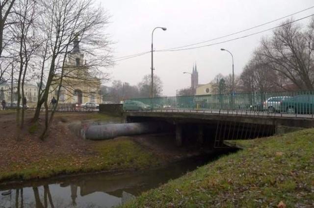 Most na ul. Pałacowej w Białymstoku zostanie wymieniony