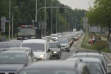 Linkin Park Wrocław. Korki na drogach dojazdowych do stadionu (ZDJĘCIA)