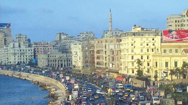 Aleksandria przez mieszkańców pieszczotliwie zwana Alex